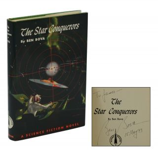 The Star Conquerors. Ben Bova