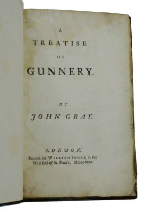 A Treatise on Gunnery