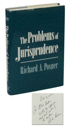 The Problems of Jurisprudence. Richard Posner