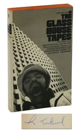 The Glass House Tapes. Louis Tackwood, Citizens Research, Investigation Committee, Donald Freed