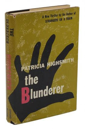 The Blunderer. Patricia Highsmith