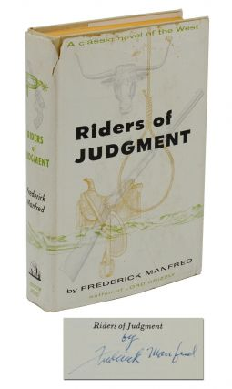 Riders of Judgment. Frederick Manfred