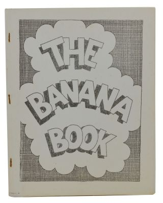 The Banana Book. Joe Brainard