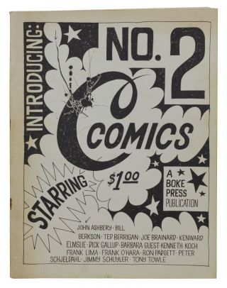 C Comics No. 2. Joe Brainard, Ted Berrigan, John Ashbery, Frank O'Hara