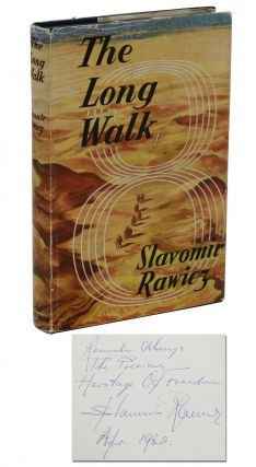 The Long Walk. Slavomir Rawicz, Richard Downing, Ghostwriter