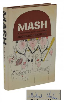 Mash. Richard Hooker, Hiester Richard Hornberger Jr