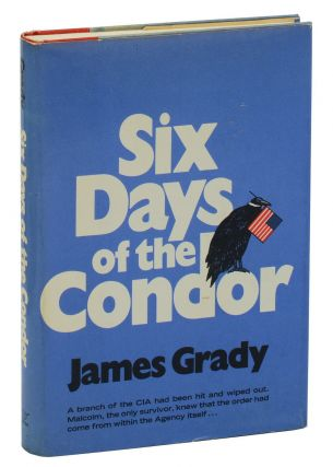 Six Days of the Condor. James Grady