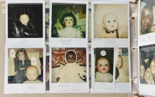 [Photo Album]: Vintage and Antique Doll Seller's Inventory