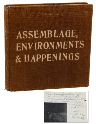 Assemblage, Environments & Happenings. Allan Kaprow