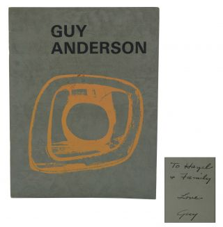 Guy Anderson. Tom Robbins, Bob Peterson, Photographs