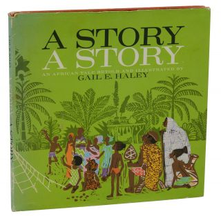 A Story A Story. Gail Haley