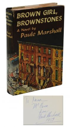 Brown Girl, Brownstones. Paule Marshall