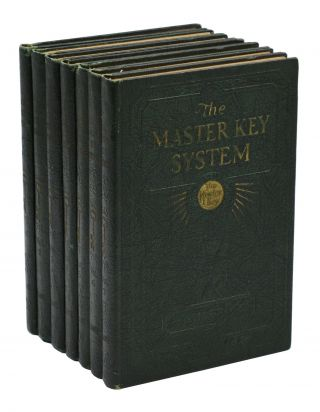 The Master Key System. Charles F. Haanel