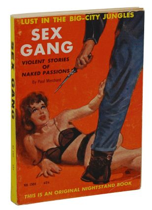 Sex Gang. Harlan Ellison, Paul Merchant, Pseudonym