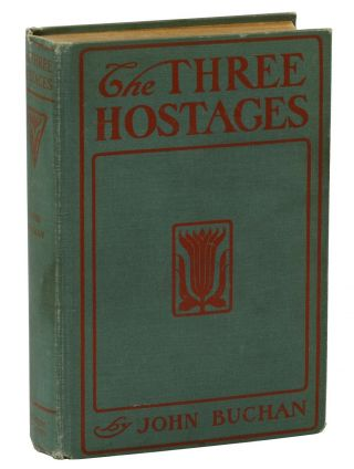 The Three Hostages. John Buchan