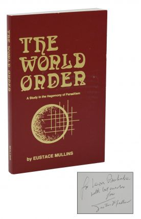 The World Order. Eustace Mullins