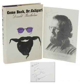 Come Back, Dr. Caligari. Donald Barthelme