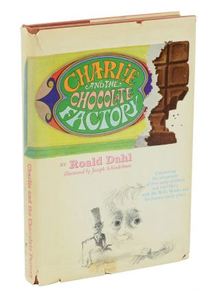 Charlie and the Chocolate Factory. Roald Dahl, Joseph Schindelman