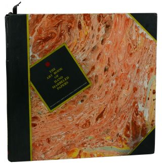The Art Book of Hand Marbled Papers. James H. Harris