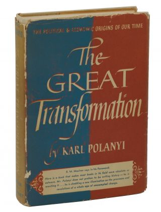 The Great Transformation. Karl Polanyi
