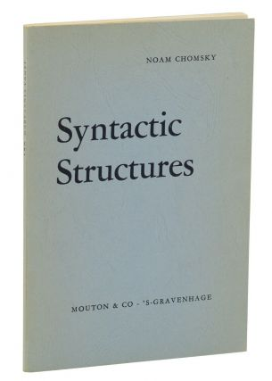 Syntactic Structures. Noam Chomsky
