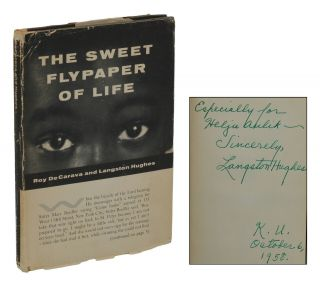 The Sweet Flypaper of Life. Langston Hughes, Roy DeCarava, Photographs