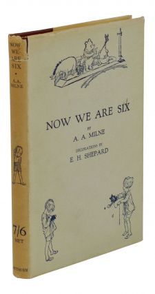 Winnie-the-Pooh; Now We Are Six; The House at Pooh Corner