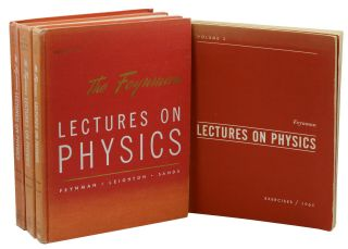 The Feynman Lectures on Physics. Richard Feynman, Robert B. Leighton, Matthew Sands