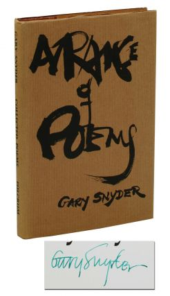 A Range of Poems. Gary Snyder