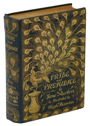 Pride and Prejudice. Jane Austen, Hugh Thomson, Illustrations