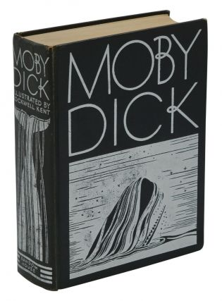 Moby Dick. Herman Melville, Rockwell Kent, Illustrations