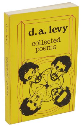 Collected Poems. d. a. levy
