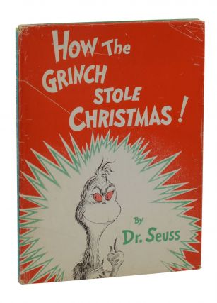 How the Grinch Stole Christmas! Seuss Dr