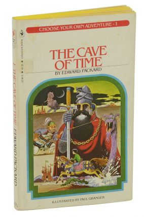 The Cave of Time (Choose Your Own Adventure #1). Edward Packard
