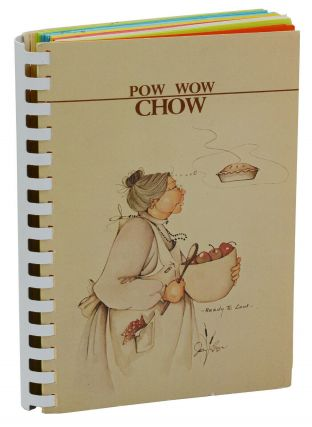 Pow Wow Chow: A Collection of Recipes from Families of the Five Civilized Tribes: Cherokee,...