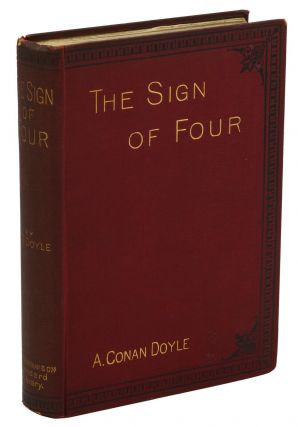The Sign of Four. Arthur Conan Doyle, Charles Kerr, Illustrations