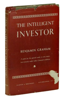 The Intelligent Investor. Benjamin Graham