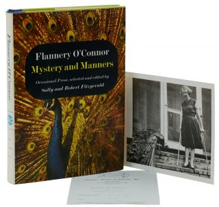 Mystery and Manners. Flannery O'Connor, Sally Fitzgerald, Robert Fitzgerald