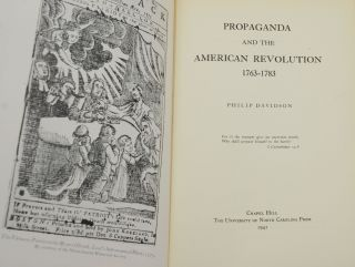 Propaganda and the American Revolution