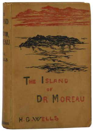 The Island of Dr. Moreau. H. G. Wells