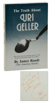 The Truth About Uri Geller. James Randi, Stephen Jay Gould