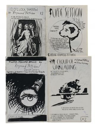 A collection of 21 artist's books by Raymond Pettibon