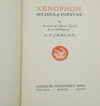 Xenophon: Soldier of Fortune