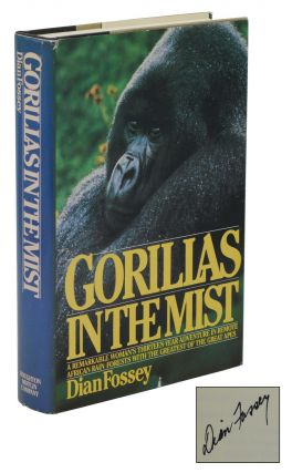 Gorillas in the Mist. Dian Fossey