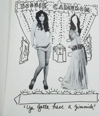 The Official Cockettes Paper Doll Book