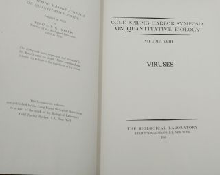 """""""The Structure of DNA"""" in Cold Spring Harbor Symposia on Quantitative Biology, Vol. XVIII, Viruses"""