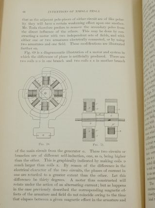 The Inventions, Researches and Writings of Nikola Tesla: With Special Reference to His Work in Polyphase Currents and High Potential Lighting
