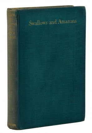 Swallows and Amazons. Arthur Ransome