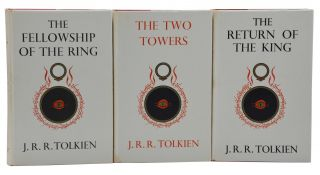 The Lord of the Rings: The Fellowship of the Ring; The Two Towers; The Return of the King (3...