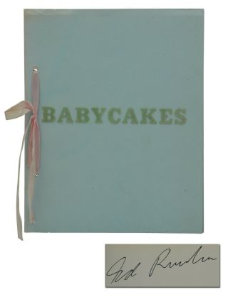 Babycakes with Weights. Edward Ruscha